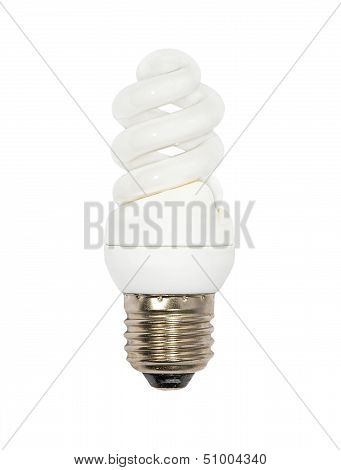 Energy Save Lamp.isolated.