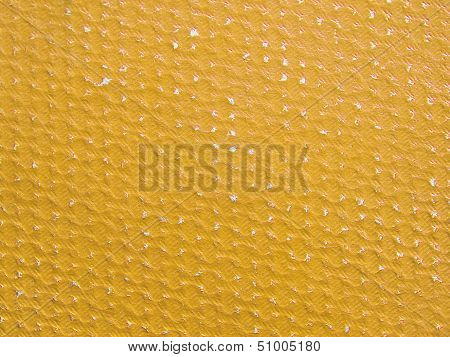 Rubbed Yellow Ochre Paper Texture.background.