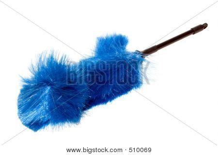 Pincel de pó azul, ventilado