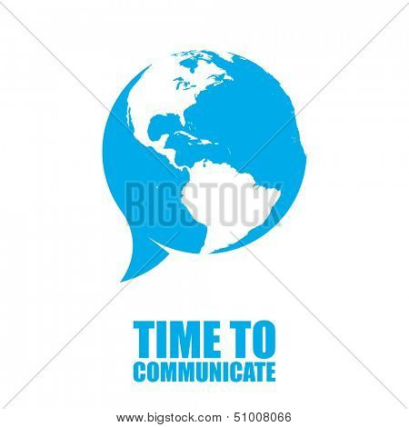 We have great opportunity to communicate with whole world. New communication technologies let us do it. But don't forget to bring all those benefits from digital world into reality.