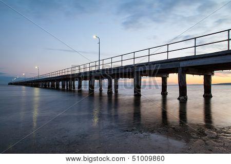 Rosebud Pier
