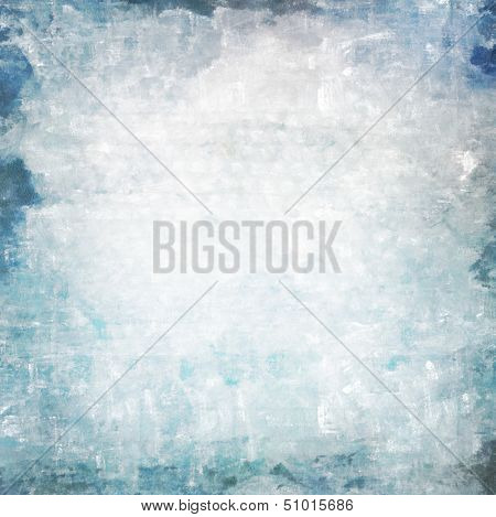 Designed grunge texture / old abstract background. For vintage wallpaper, old paper, and art border frame