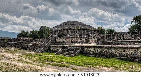 Pyramid Of Teotihuacan