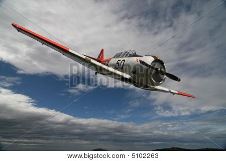 Ave de guerra de Spitfire