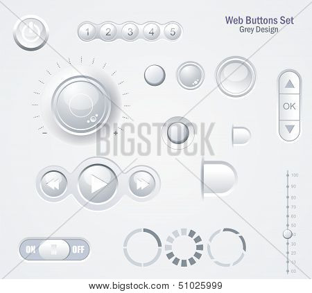 Controls Web Elements