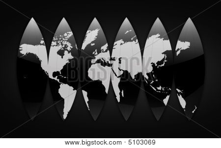 World_map_black