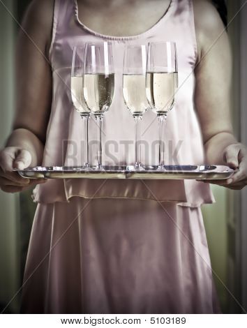 Sad Champagne