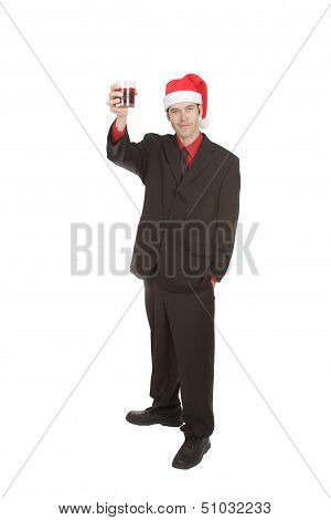 Christmas Party Toast