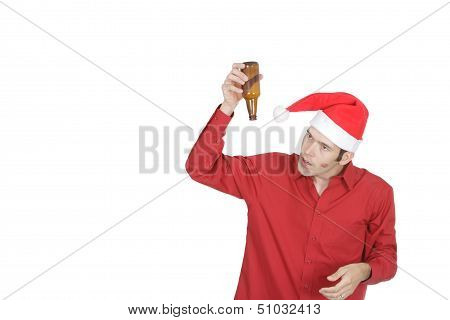 Out Of Beer At The Holiday Party