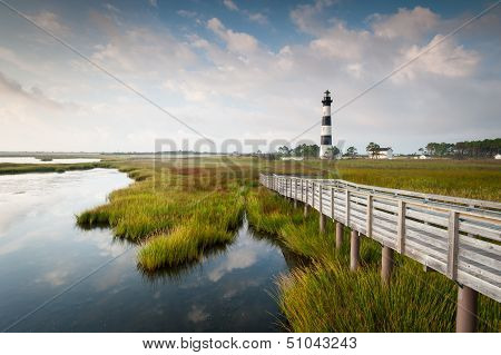 North Carolina OBX Bodie Island Lighthouse