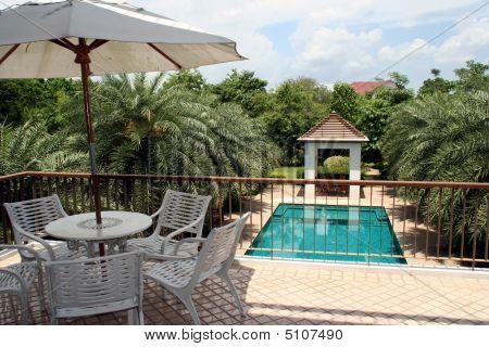Oriental Style Residential Resort