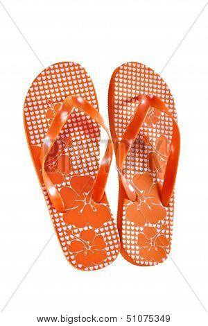 Summer beach shoes
