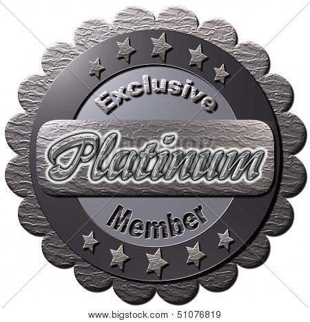 Exclusive Platinum Member