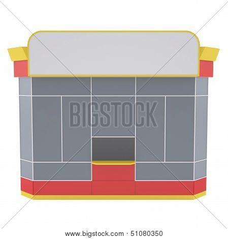 Small shop