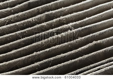 Dirty Air Filter