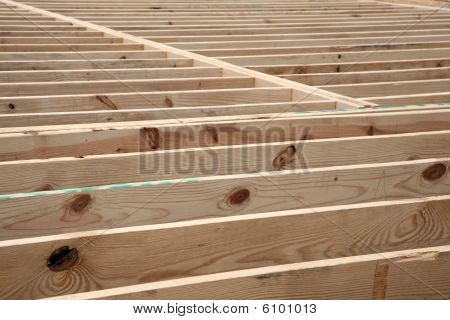 House Framing floor Construction