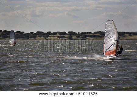 Barragem Windsurfers