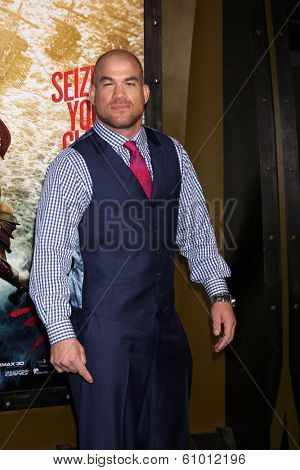 LOS ANGELES - MAR 4:  Tito Ortiz at the