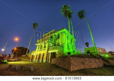Colon City Hall, Entre Rios, Argentina.