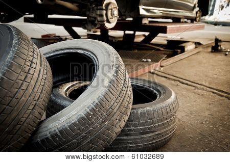 Tire Replacement