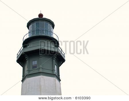 Westport Lighthouse At Westport Washington