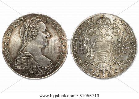 Austria Thaler 1780