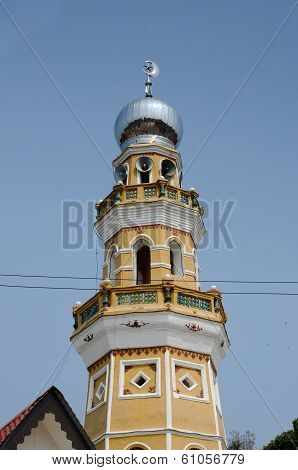 Minaret of Al Abrar Mosque
