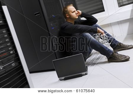 IT Consultant Taking a Break