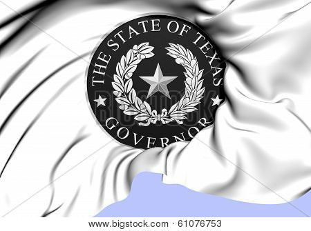 Governor Of Texas Seal