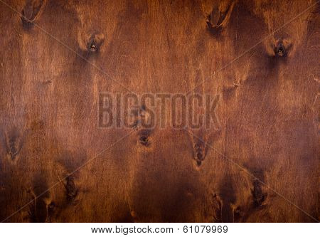 natural dark brown wood background