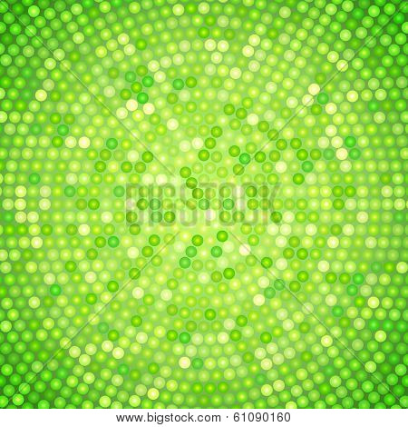 Vector abstract bright radial background