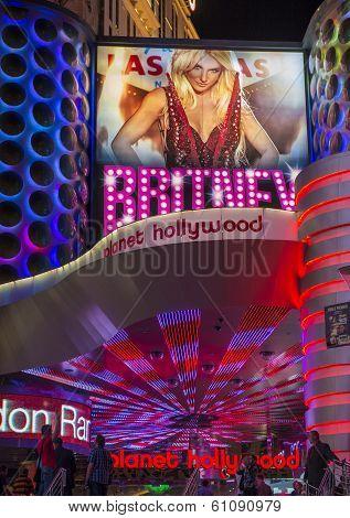 Las Vegas , Britney Spears