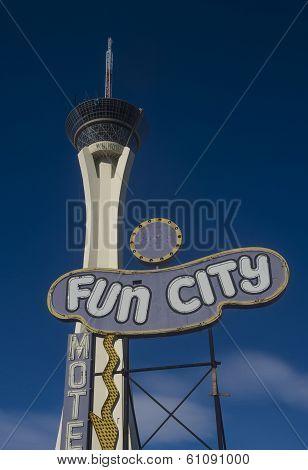 Las Vegas , Stratosphere Tower