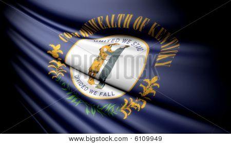 Flag of Kentucky (USA)