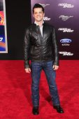 LOS ANGELES - MAR 6: Jonathan Del Arco at the premiere of DreamWorks Pictures' 'Need For Speed' at T