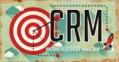 stock photo of market segmentation  - CRM Concept - JPG