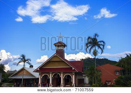 Chiang Rai Christian Church.