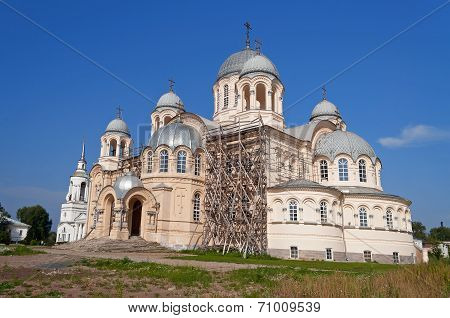 Holy Cross Cathedral Man's Piously-nikolaev Monastery
