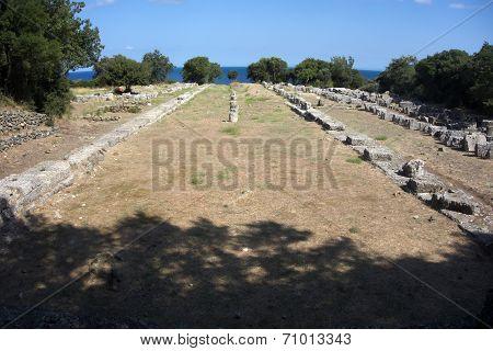Samothrace Island - Greece