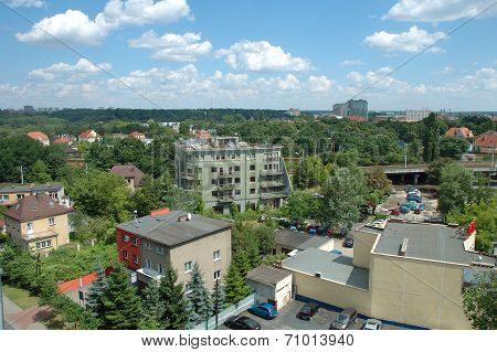 Poznan, Poland City View