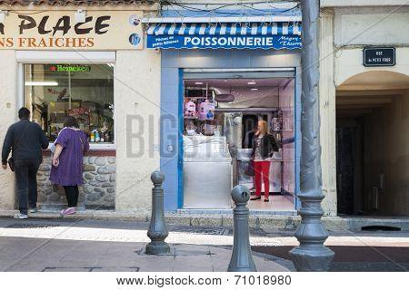 Antibes Street.