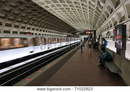 Washington Subway