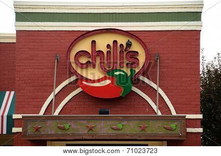 Chili's Restaurant In Ann Arbor