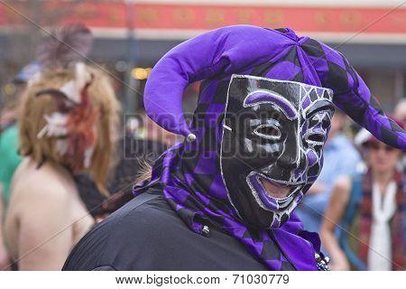 Mardi Gras Fool