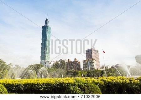 Taipei 101 City View, Taiwan