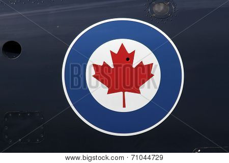 Canadian Maple Leaf Insignia