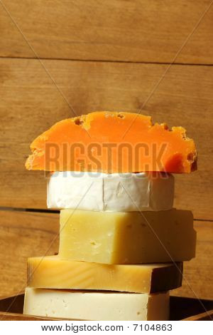 Cheese Mimolette And Others