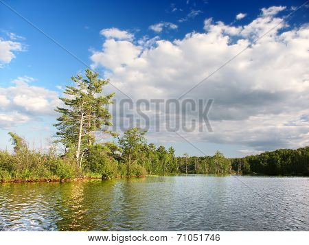 Little Bearskin Lake Wisconsin