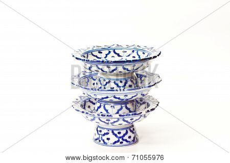 the chinaware