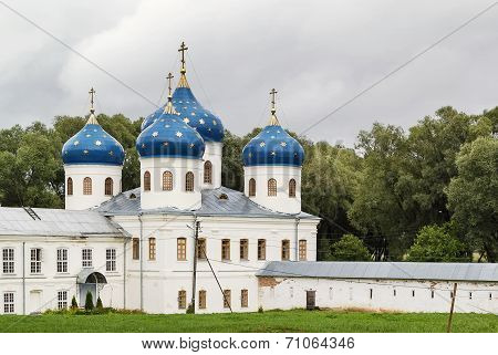 Church Of The Exaltation Of The Cross, Russia